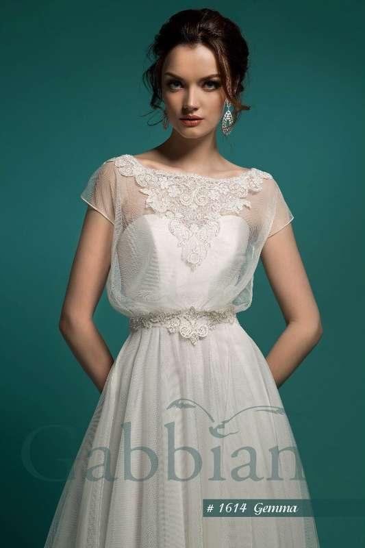 """модель : """"Гемма"""" , стоимость 21600 руб - фото 8930224 свадебный салон Хельга"""