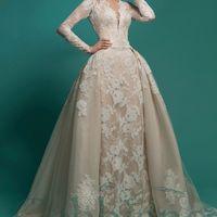 """модель : """"Альда"""", платье трансформер (сьемная пышная юбка) стоимость 38200 руб"""