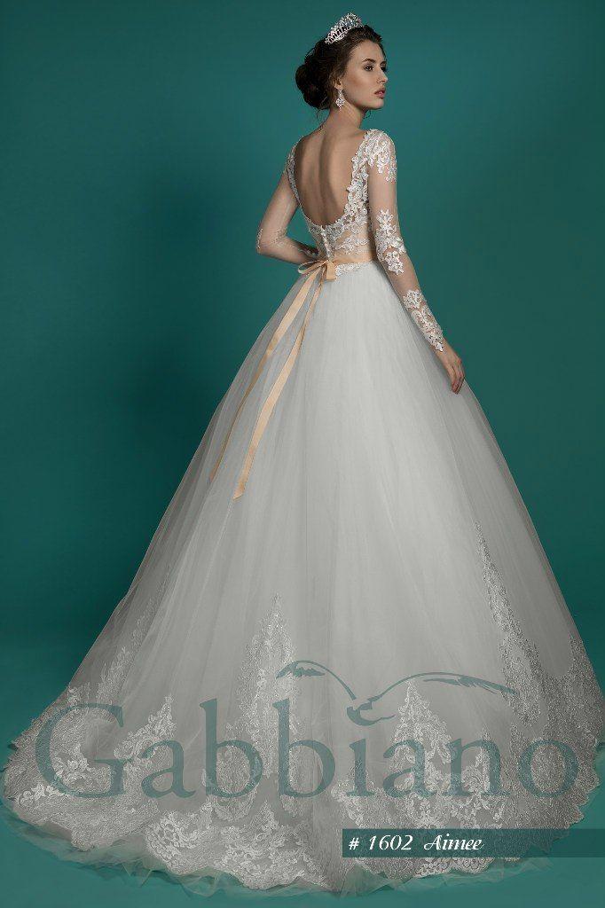 """модель : """"Айми"""", стоимость 37000 руб - фото 8930326 свадебный салон Хельга"""