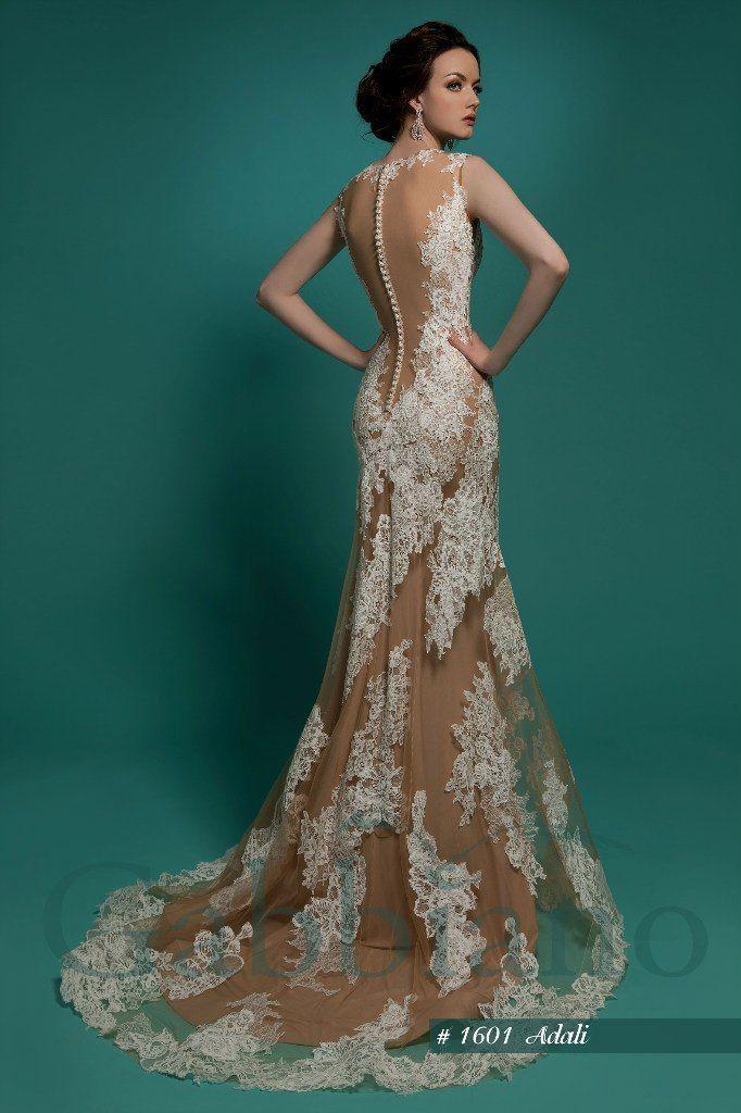 """модель : """"Адали"""", стоимость 28200 руб - фото 8930332 свадебный салон Хельга"""