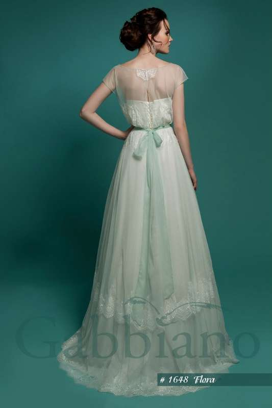 Фото 8930338 в коллекции коллекция Bohemia 2016 от Gabbiano - свадебный салон Хельга