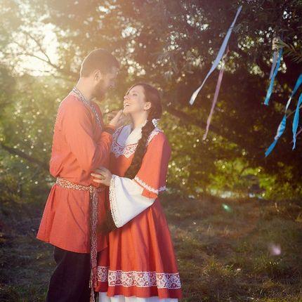 Аренда костюмов жениха и невесты