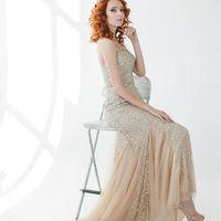 Макияж // Прическа // Платье // Модель  Идея и фото //