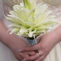 Букет лилимелия для Прекрасной Марии. Фото: Анастасия Липатникова.