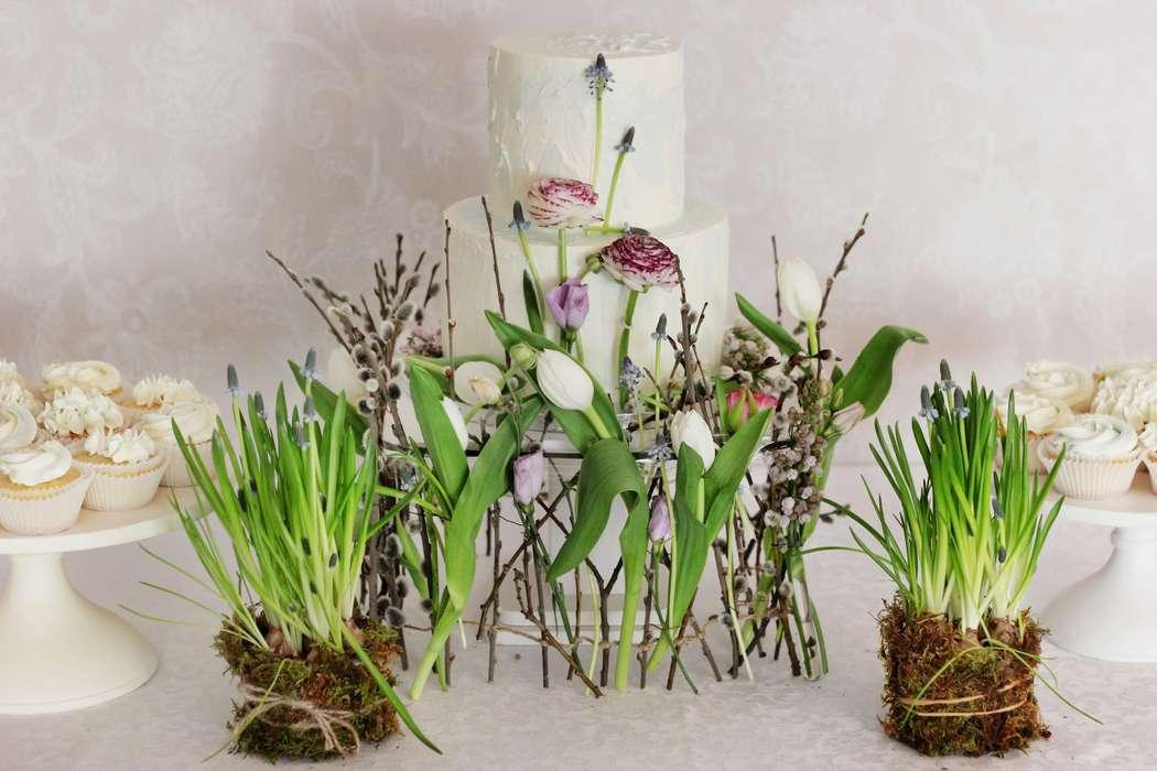 Фото 8986216 в коллекции Весна! - Декор и флористика от Елены Городиловой
