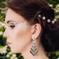 Модель:Нина Макияж, прическа:Мария Селиверстова Фото:Любовь Назарова