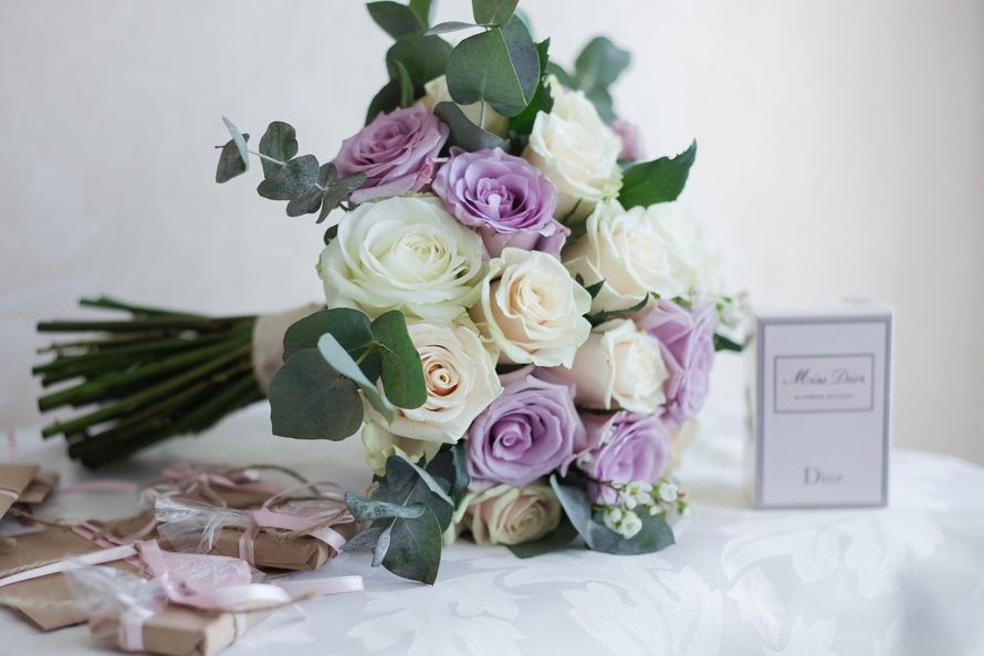 "Букет невесты, флористика - фото 12412226 Event group ""Art line"""