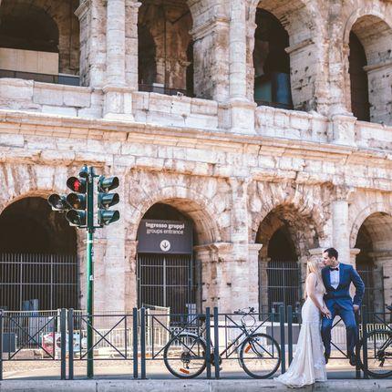 Фотосессия в Риме, 2 часа