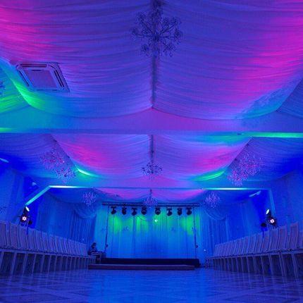 Оформлени зала