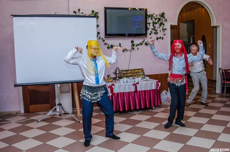 Фото 9027856 в коллекции Свадьба Веселовых - Ведущий Морозов Владимир