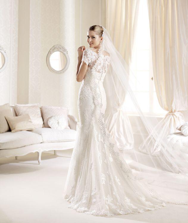 свадебные платья бородиной