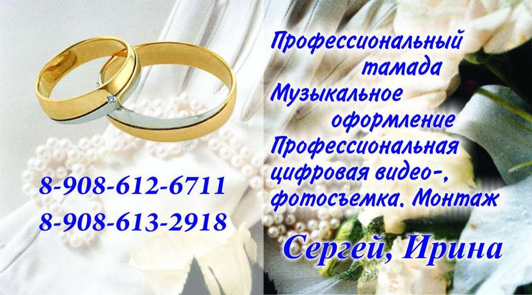 Фото 17420004 в коллекции Портфолио - Ведущий Гундобин Сергей