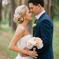 Сергей и Олеся 1 августа 2015 года