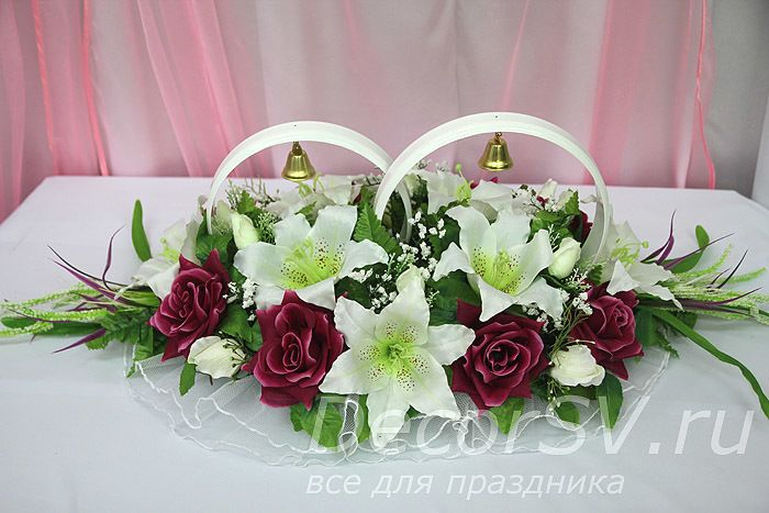прокат 800 рублей - фото 9318428 Свадебное агентство Натальи Ким