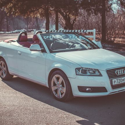 Кабриолет Audi A3