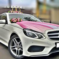 Свадебные машины Mercedes-Benz E-class IV AMG в аренду