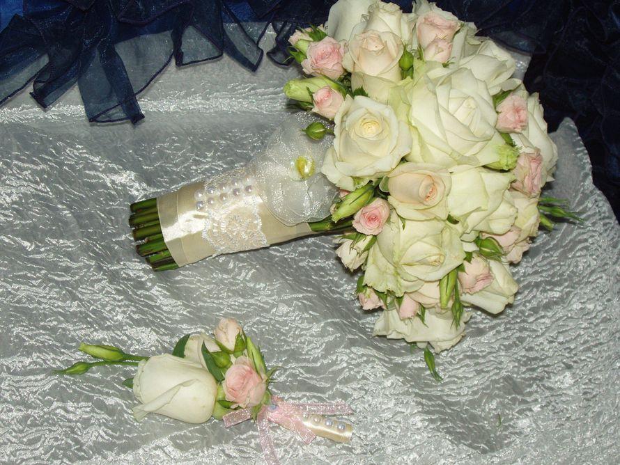 """Фото 9327620 в коллекции Букет для невесты - """"Angeles"""" студия декора"""
