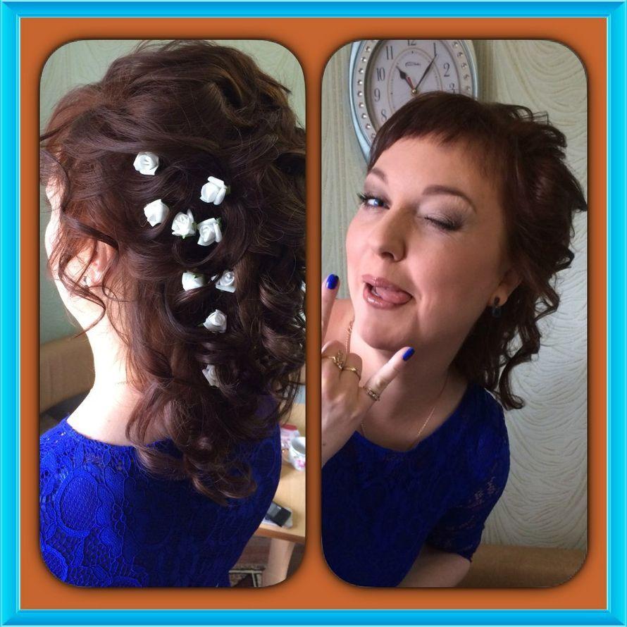 Фото 9376104 в коллекции ♥♥♥мои клиентки ♥♥♥ невесты и не только... - Стилист Зимина Евгения