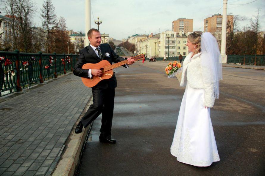 Фото 4222815 в коллекции Свадьба Алена и Павел 2 ноября - Фотограф Дмитрий Бородин