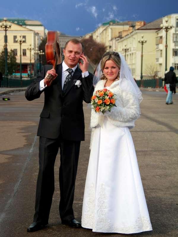 Фото 4222821 в коллекции Свадьба Алена и Павел 2 ноября - Фотограф Дмитрий Бородин
