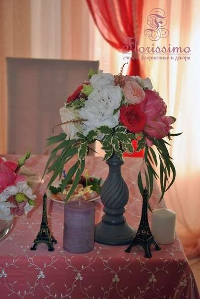 "Фото 10061324 в коллекции Портфолио - Студия флористики и декора ""Florissimo!"""