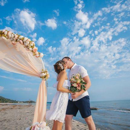 "Свадебная церемония - пакет ""Классика лайт"""