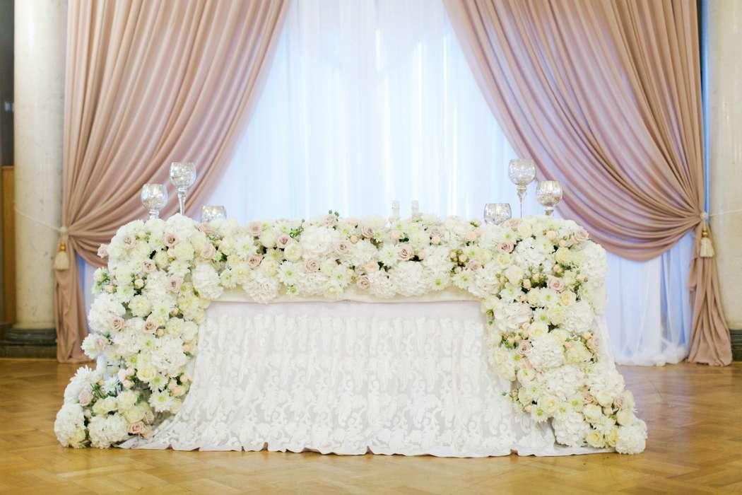 Фото 9433214 в коллекции Цвет свадьбы: Бежевый - Свадебное агентство Лантан