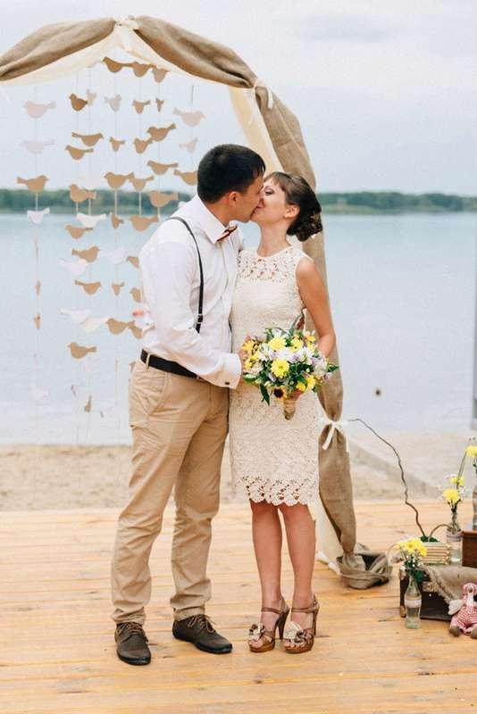 Фото 9433258 в коллекции Цвет свадьбы: Бежевый - Свадебное агентство Лантан