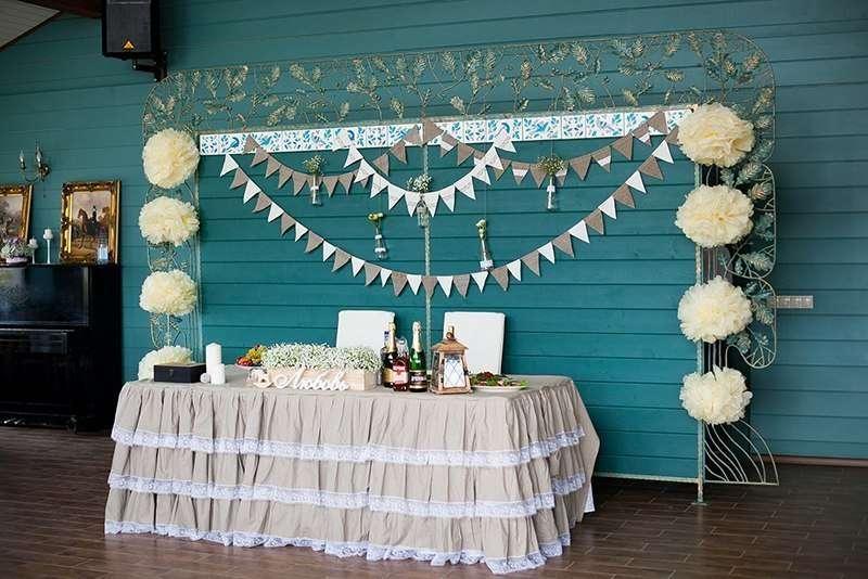 Фото 9433398 в коллекции Цвет свадьбы: Бежевый - Свадебное агентство Лантан