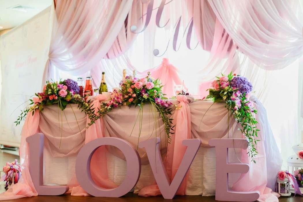Фото 9438644 в коллекции Цвет свадьбы: Розовый - Свадебное агентство Лантан