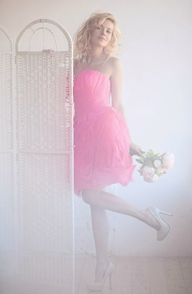 Фото 9438662 в коллекции Цвет свадьбы: Розовый - Свадебное агентство Лантан
