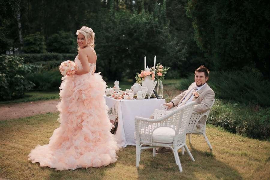 Фото 9438706 в коллекции Цвет свадьбы: Розовый - Свадебное агентство Лантан