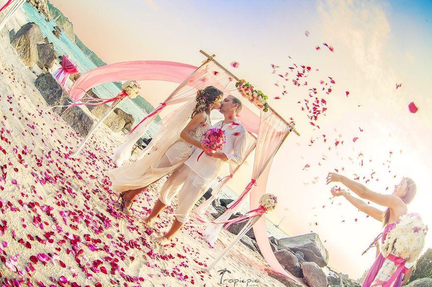 Фото 9438774 в коллекции Цвет свадьбы: Розовый - Свадебное агентство Лантан
