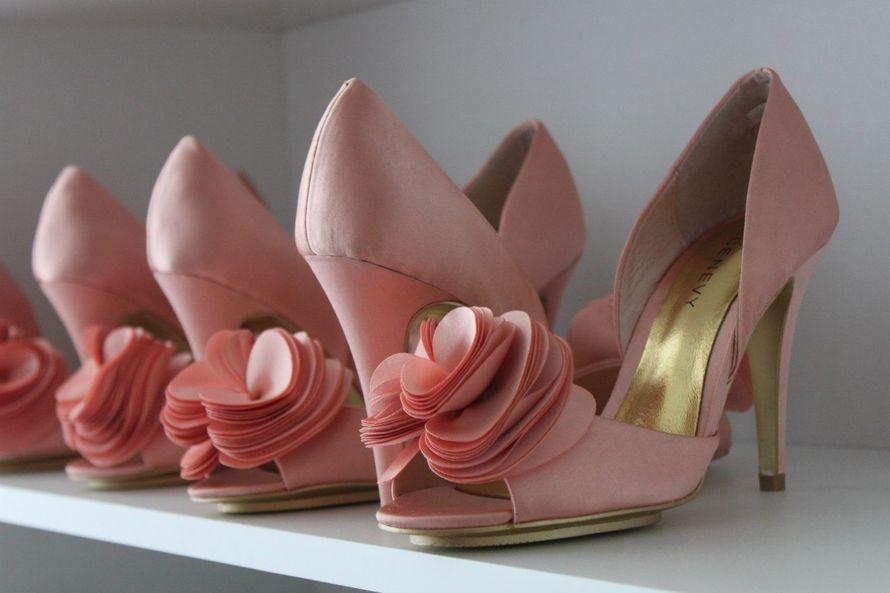 Фото 9438798 в коллекции Цвет свадьбы: Розовый - Свадебное агентство Лантан
