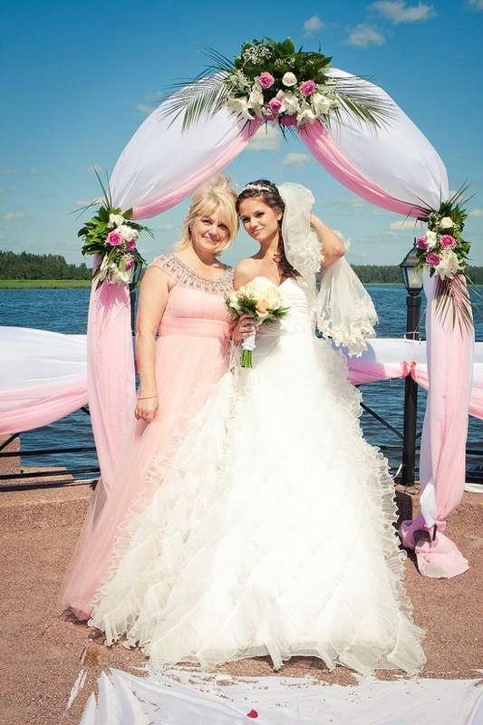 Фото 9438816 в коллекции Цвет свадьбы: Розовый - Свадебное агентство Лантан