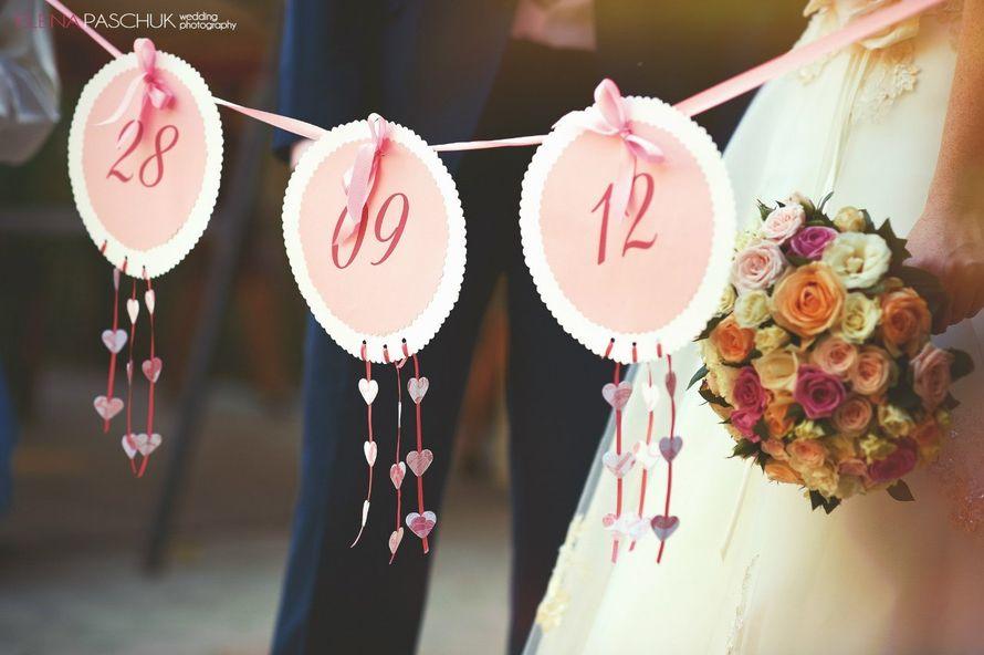Фото 9438818 в коллекции Цвет свадьбы: Розовый - Свадебное агентство Лантан
