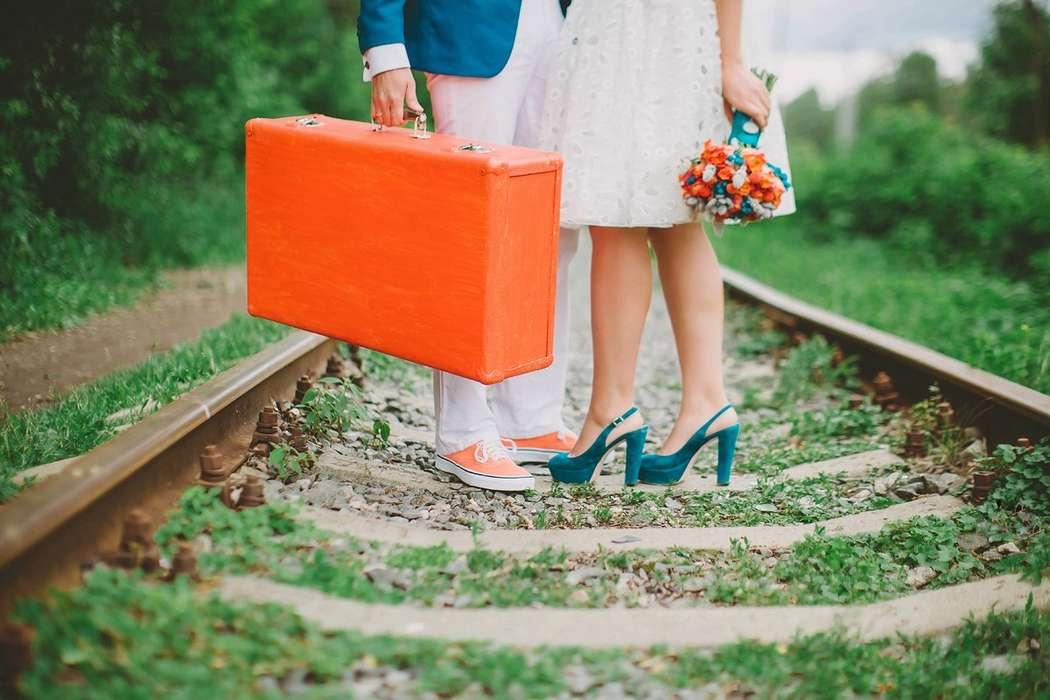 Фото 9440488 в коллекции Цвет свадьбы: Оранжевый - Свадебное агентство Лантан