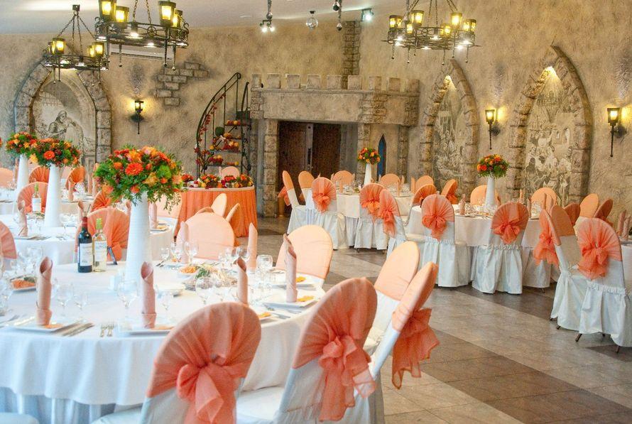 Фото 9440544 в коллекции Цвет свадьбы: Оранжевый - Свадебное агентство Лантан