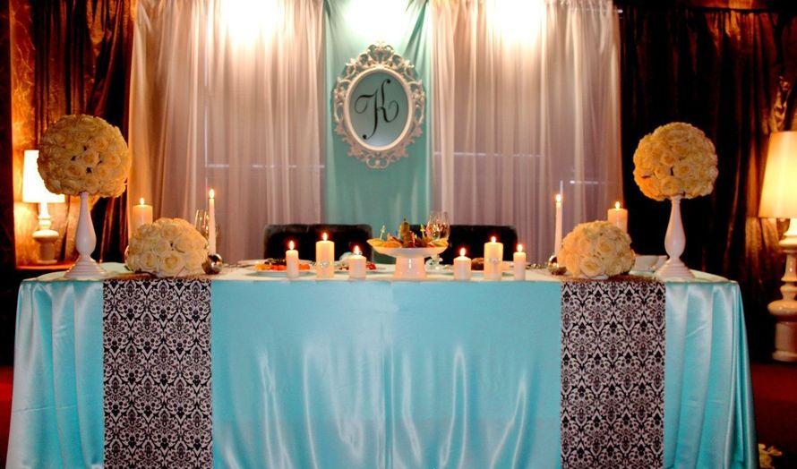 Фото 9443416 в коллекции Стиль свадьбы: Тиффани - Свадебное агентство Лантан