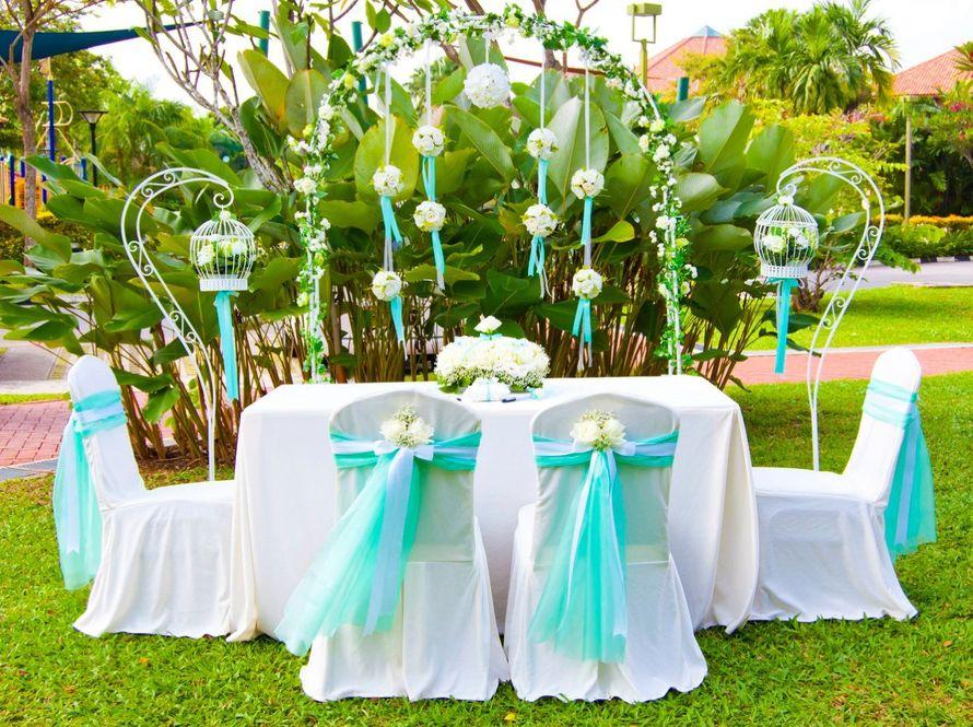Фото 9443432 в коллекции Стиль свадьбы: Тиффани - Свадебное агентство Лантан