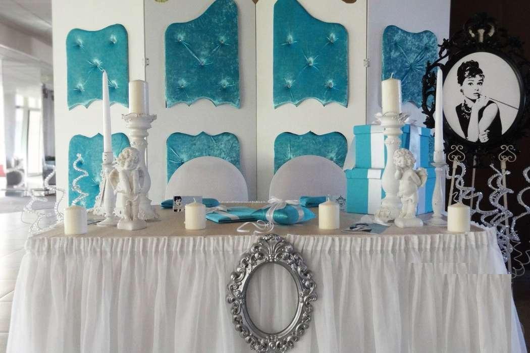 Фото 9443832 в коллекции Стиль свадьбы: Тиффани - Свадебное агентство Лантан