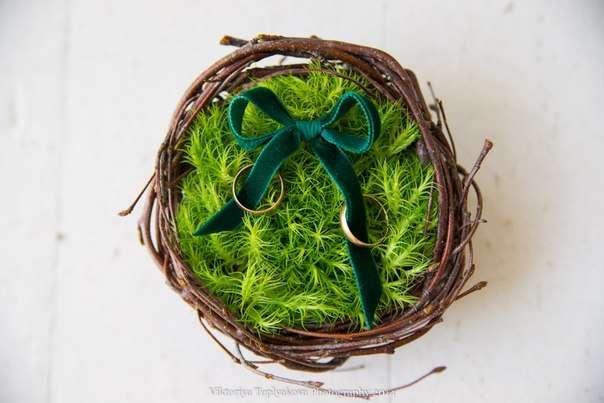 Фото 9445408 в коллекции Цвет свадьбы: Зеленый - Свадебное агентство Лантан