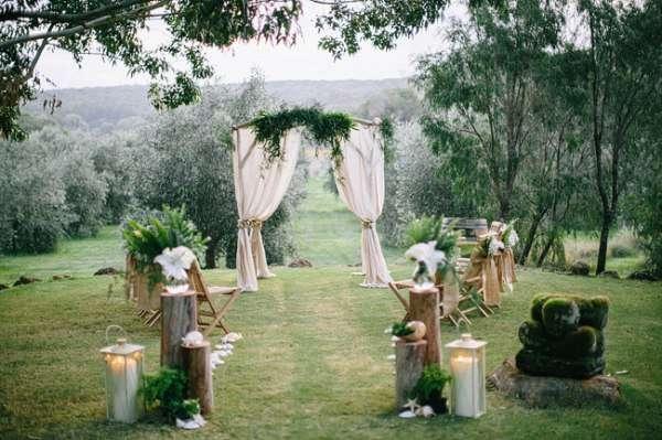 Фото 9445552 в коллекции Цвет свадьбы: Зеленый - Свадебное агентство Лантан