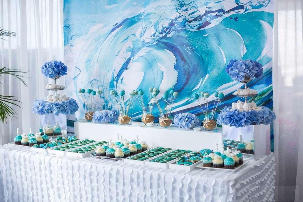 оценка свадьба в морском стиле оформление фото описание всех