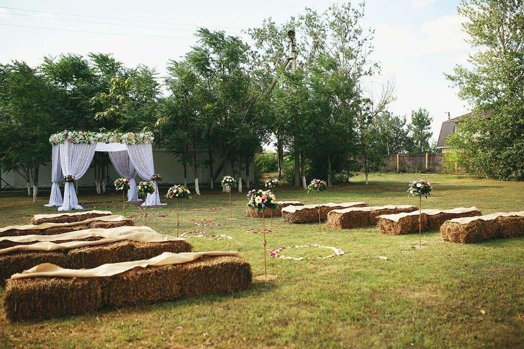 Фото 9448546 в коллекции Стиль свадьбы: РУСТИК - Свадебное агентство Лантан