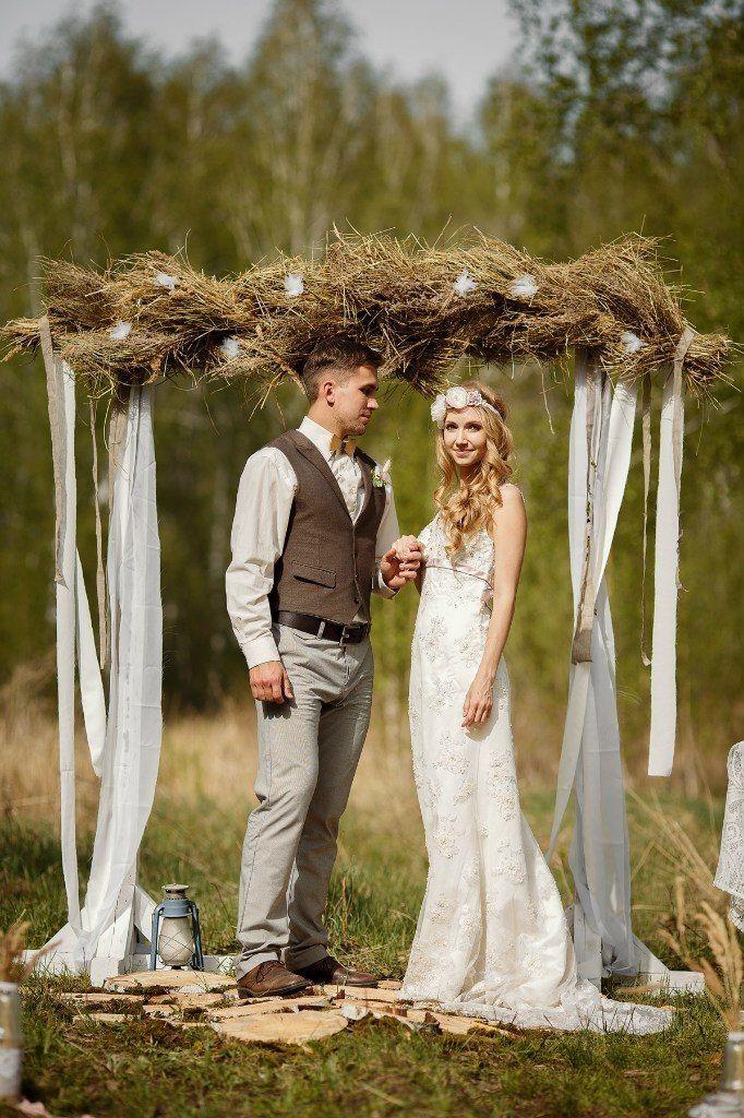 Фото 9448590 в коллекции Стиль свадьбы: РУСТИК - Свадебное агентство Лантан
