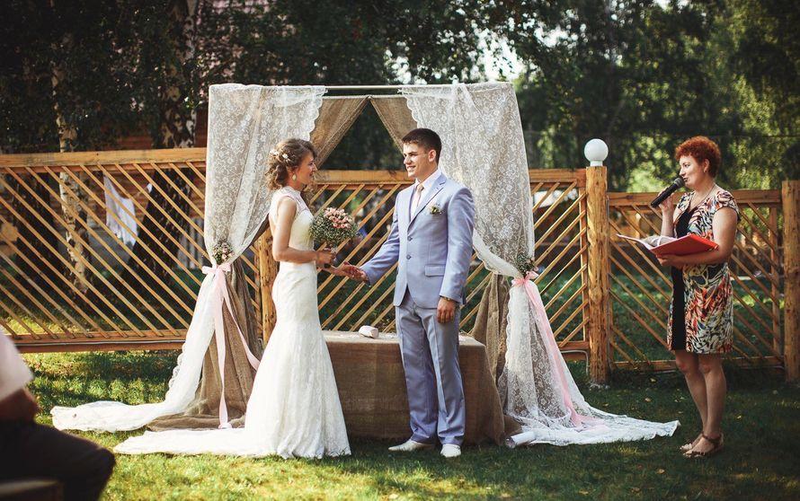 Фото 9448634 в коллекции Стиль свадьбы: РУСТИК - Свадебное агентство Лантан