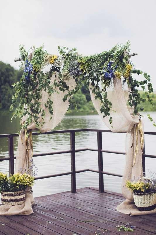 Фото 9448654 в коллекции Стиль свадьбы: РУСТИК - Свадебное агентство Лантан