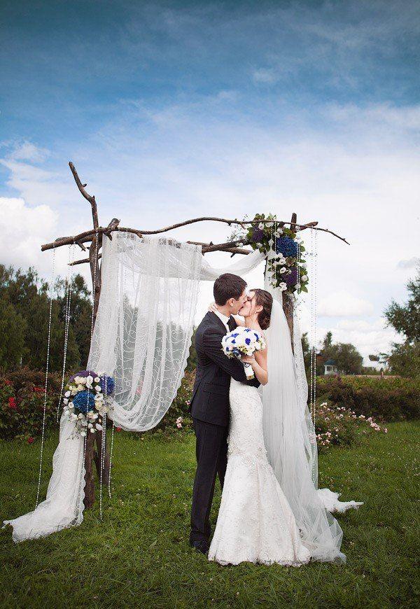 Фото 9448738 в коллекции Стиль свадьбы: РУСТИК - Свадебное агентство Лантан