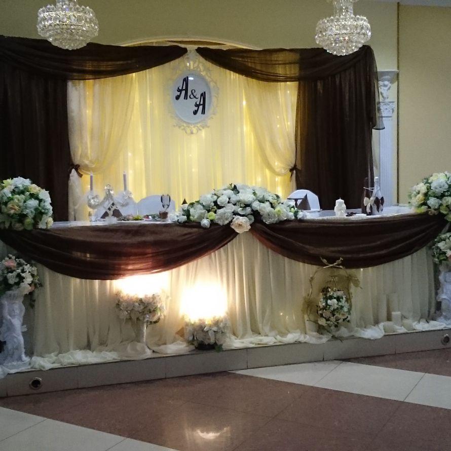 Банкетный зал авеню - фото 9452758 Arimax - аксессуары и оформление